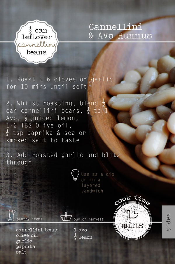 The 'has-beans' hummus have!