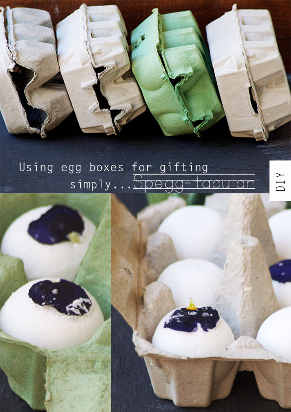 Upcycled Packaging for gifts